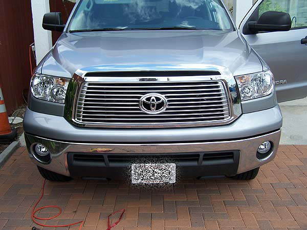 Hope This Is Helpful Now Fun Time To Drive My Tundra Show Off Around